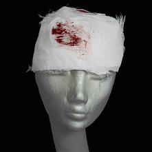 BLOODY HEAD BANDAGE