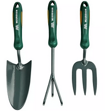 3 Piece Garden Hand Tool Set